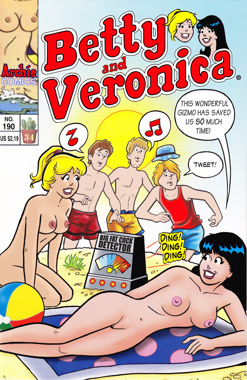 Betty veronica xxx
