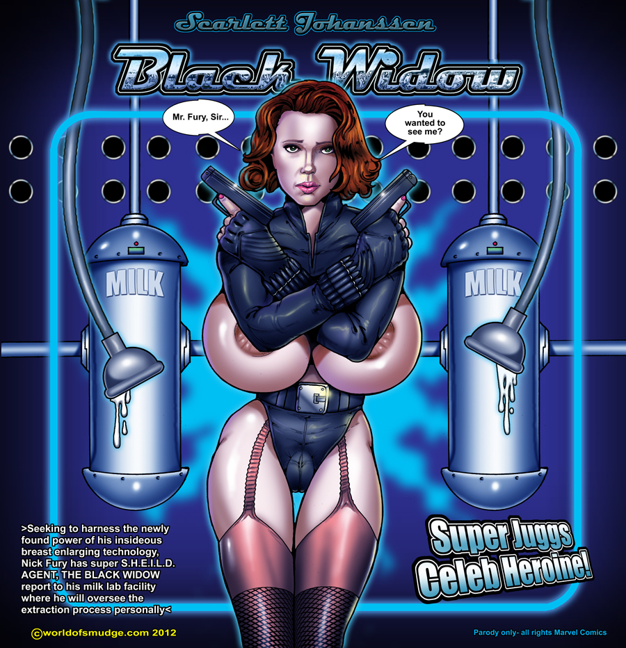Are black widow avengers porn useful message