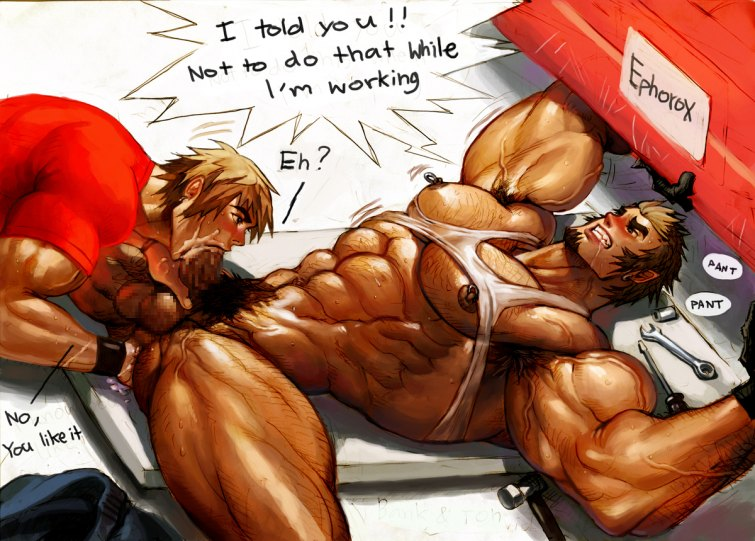 Muscles and fisting pics 466