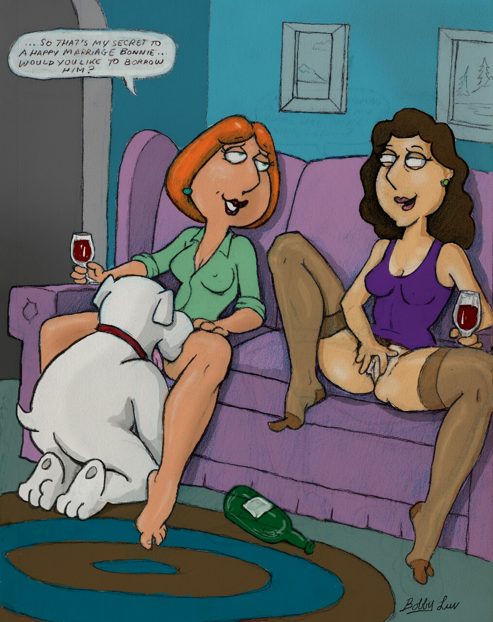 Rule34 family guy