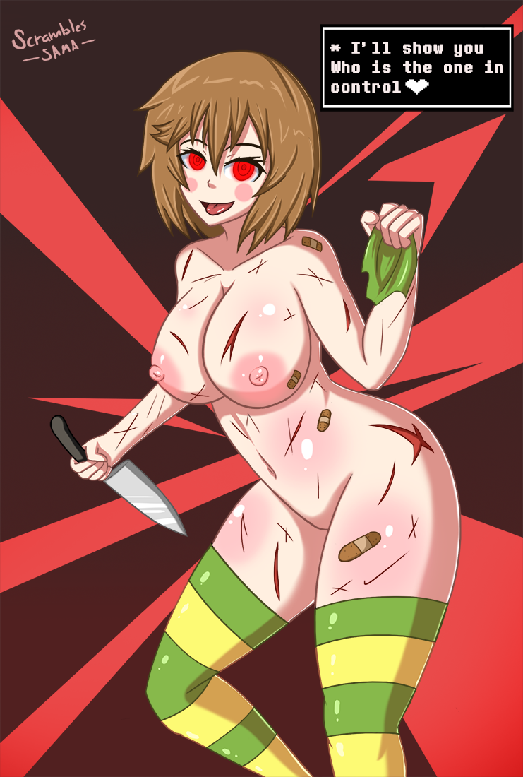 Undertale tits naked