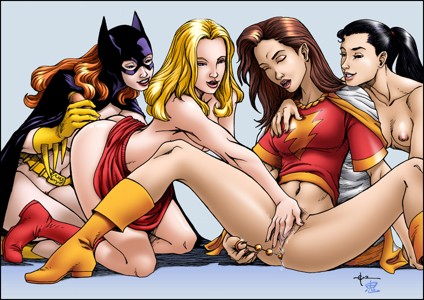 You Girls of marvel nude something also