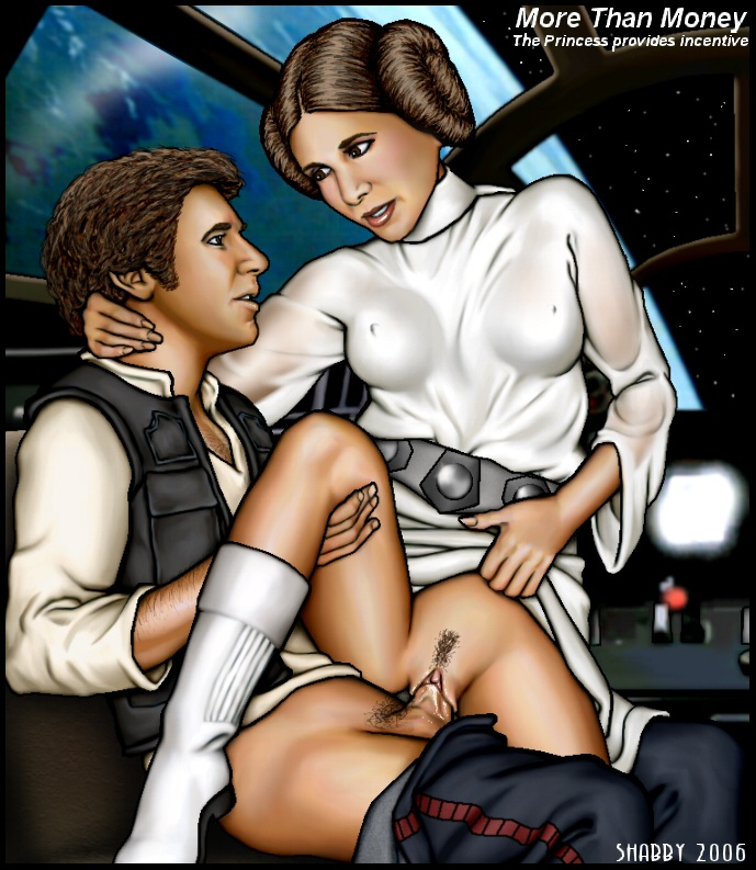 princess leia sex