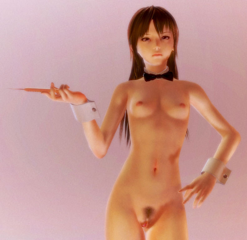 Think, Uncensored standing nude think