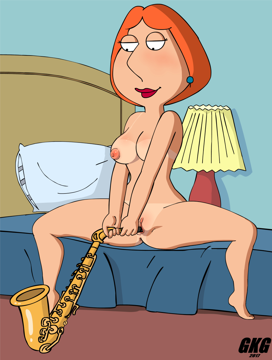 Lois Griffin In The Nude