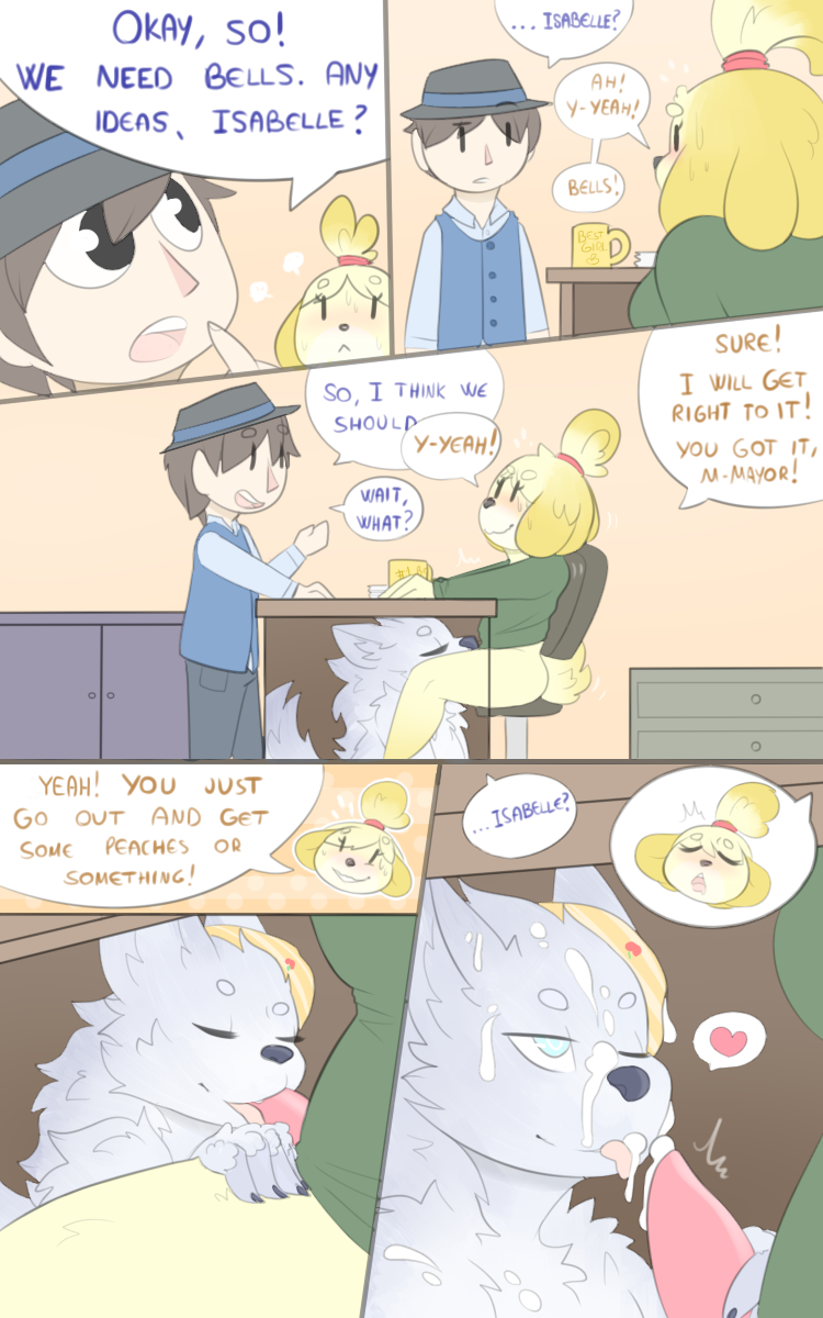 Animal Crossing Villager And Isabelle Day Off Porn Comic rule 34 - 1futa 2017 2boys ahe gao animal crossing animal