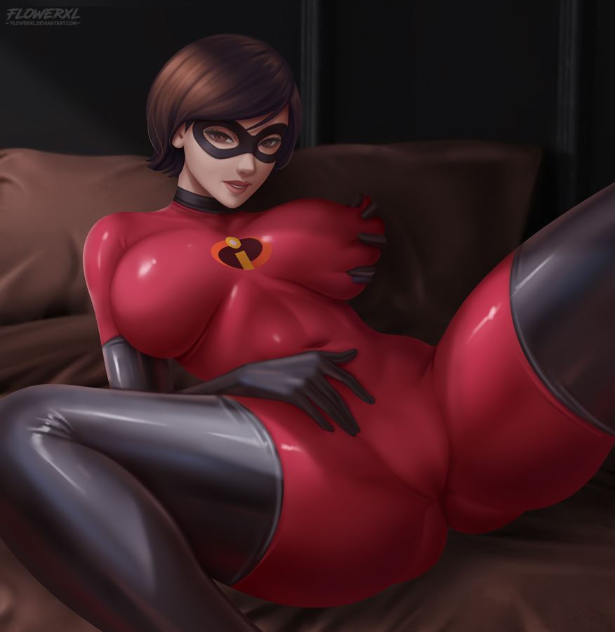 Helen parr big boobs deviantart Rule 34 1girls Abs Alternate Breast Size Areolae Big Breasts Bodysuit Breast Grab Breasts Cameltoe Clothed Deviantart Disney Elastigirl Eye Contact Female Female Only Flowerxl Helen Parr Large Breasts Looking At