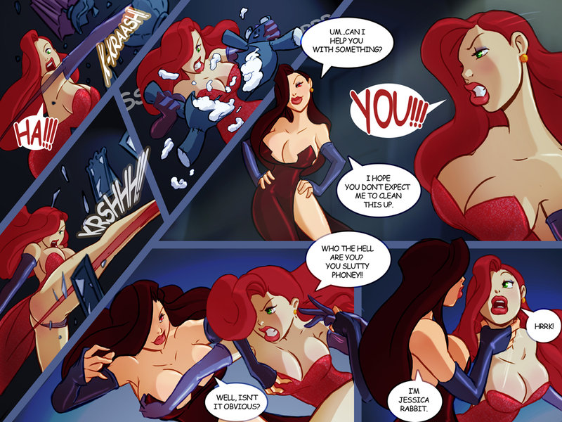 Who framed roger rabbit porn — 11