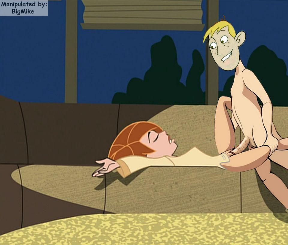 kim possible ron nackt