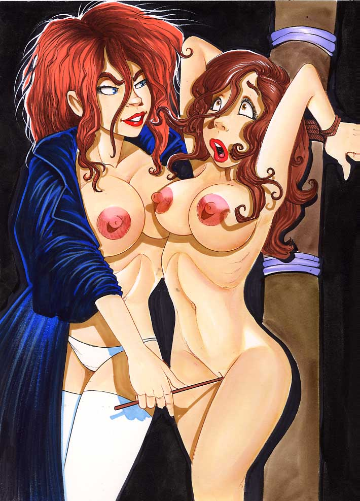 Bellatrix and hermione porn-4526