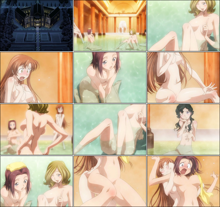 For Code geass shirley naked thanks for