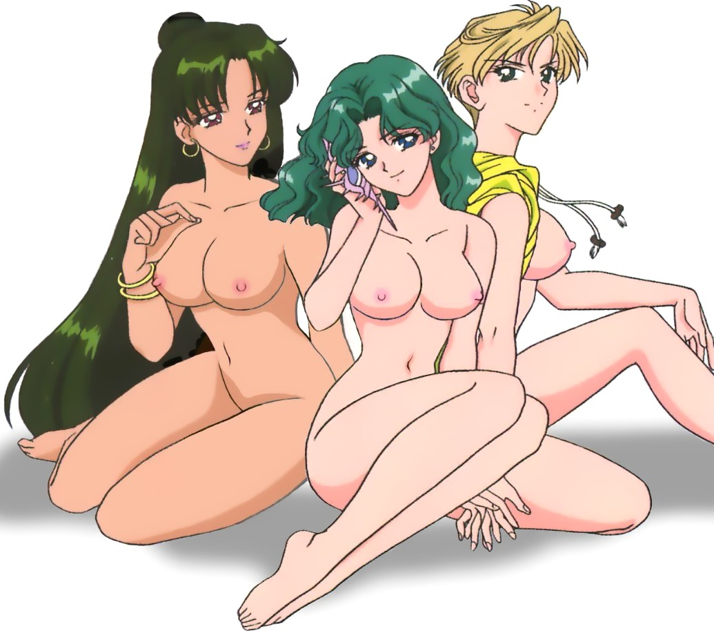 Sailor pluto nude