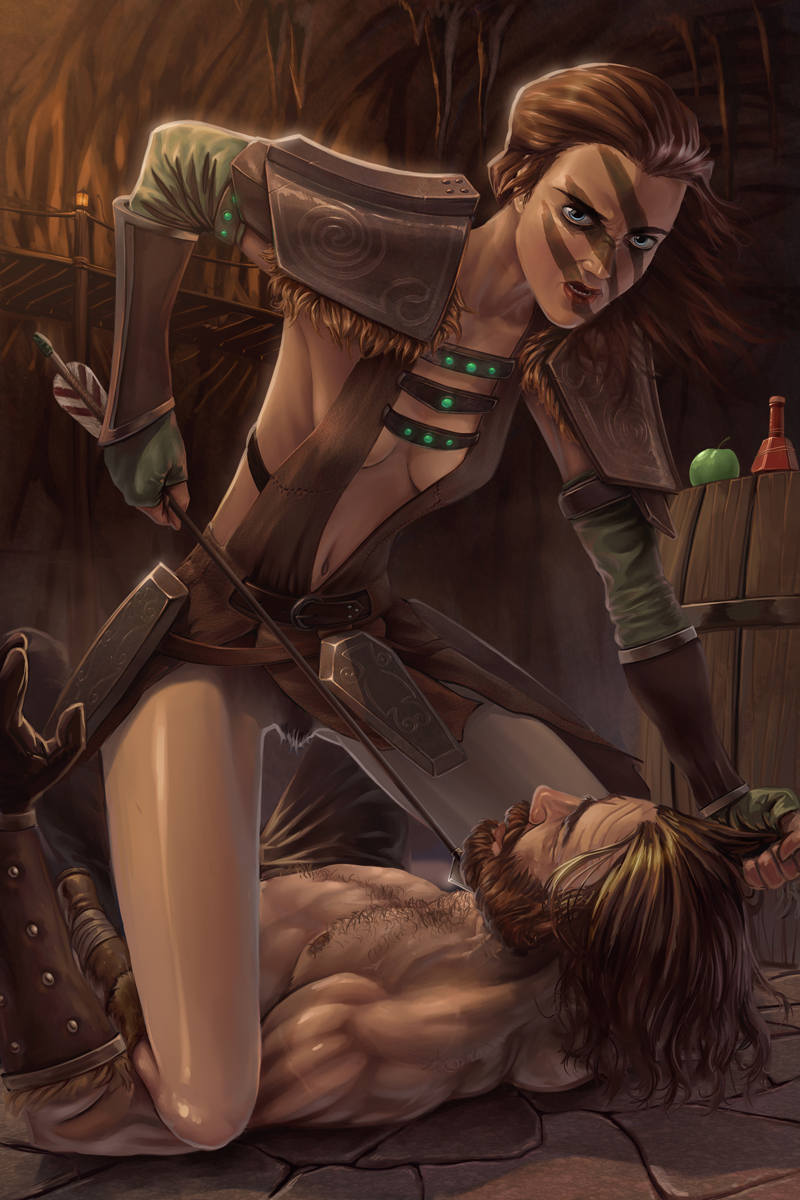 100 Images of Aela The Huntress Rule 34