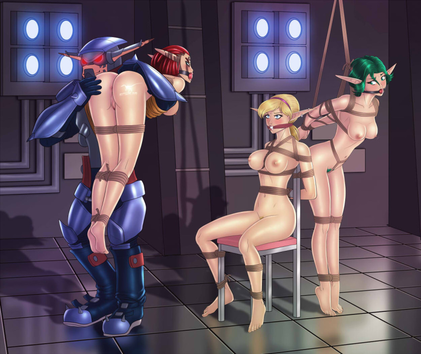 And naked Jak daxter keria just one