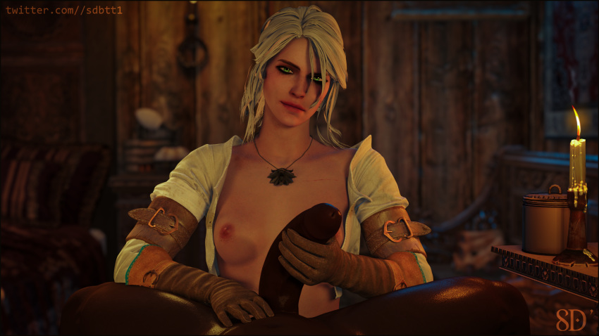 3 the ciri porn witcher The Witcher