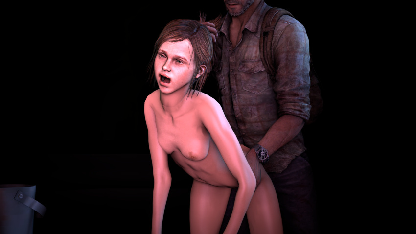 The last of us naked ellie