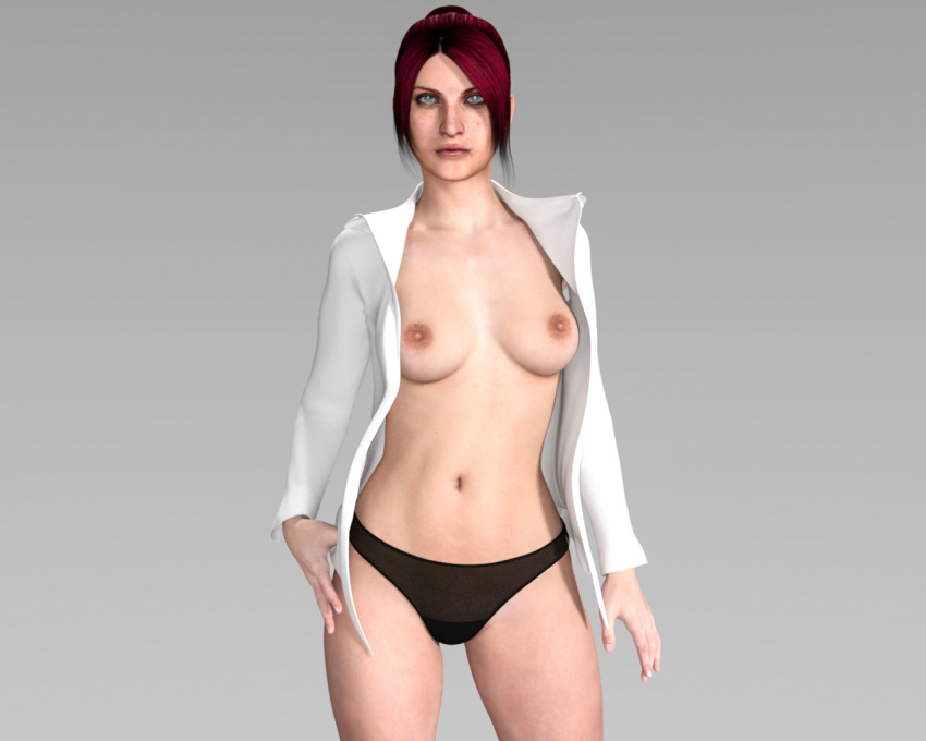 Claire redfield nude