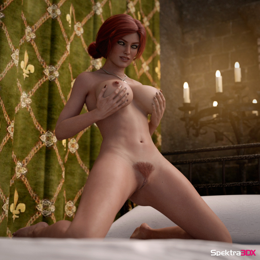 triss nude cosplay