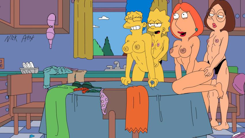 Lois Griffin Family Guy Nude