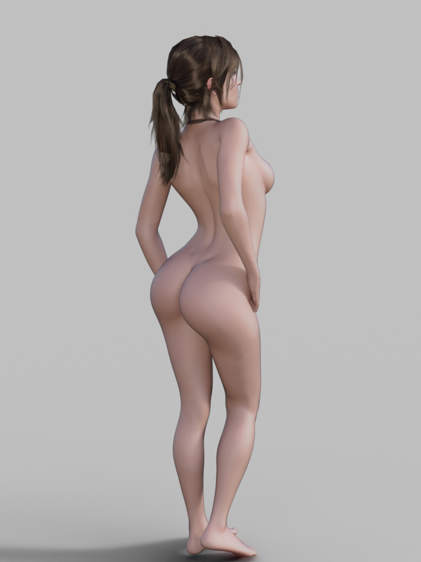 Pictures of lara croft butt naked