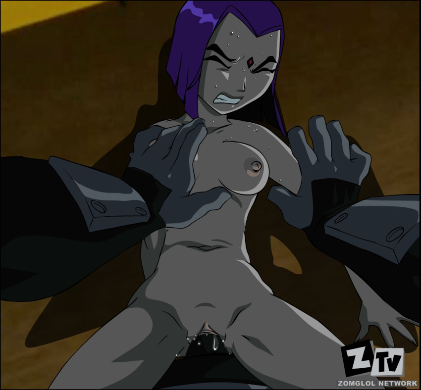 raven having sex with slade