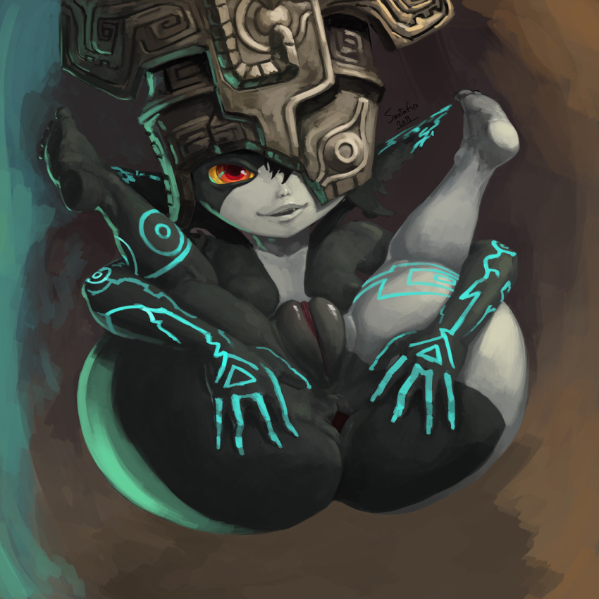 Zelda twilight princess midna hentai