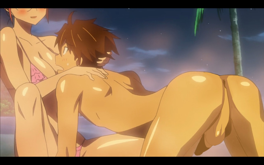 highschool of the dead naked