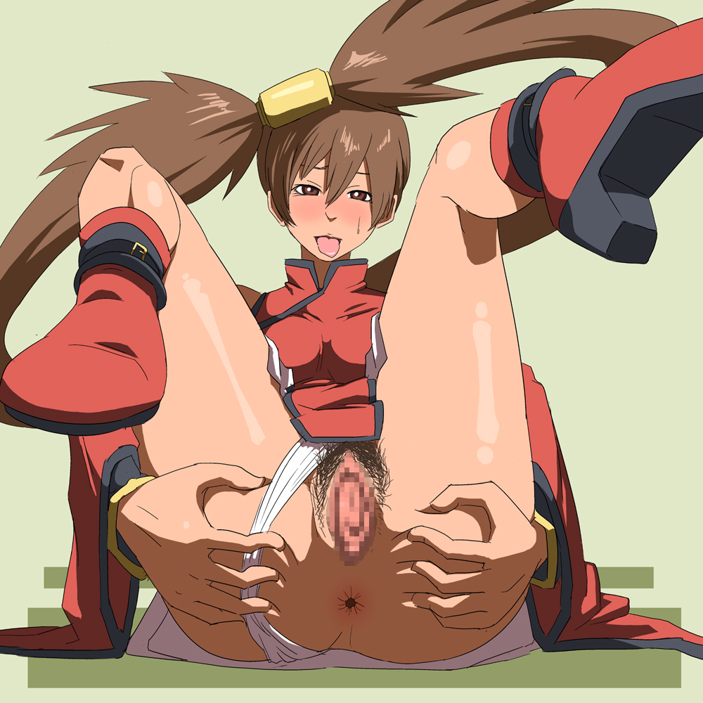 Guilty gear rule 34