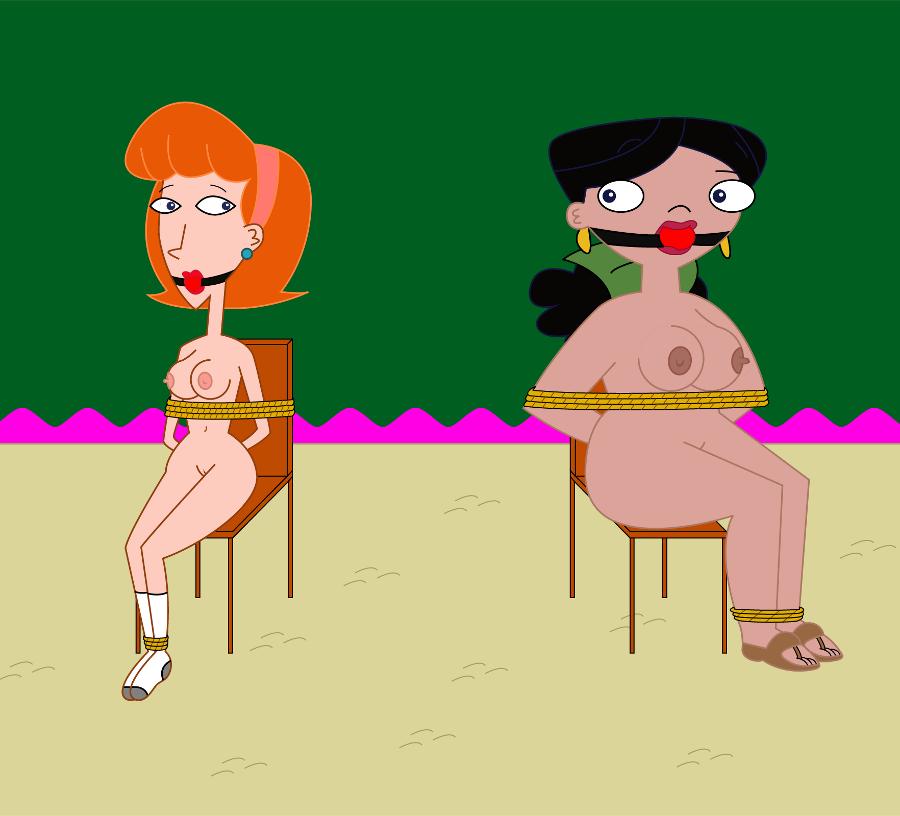 Phineas And Ferb Toon Porn