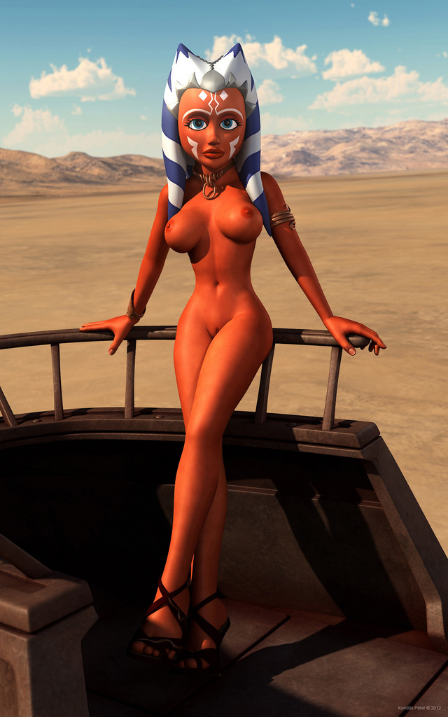 wars clone star wars Naked the