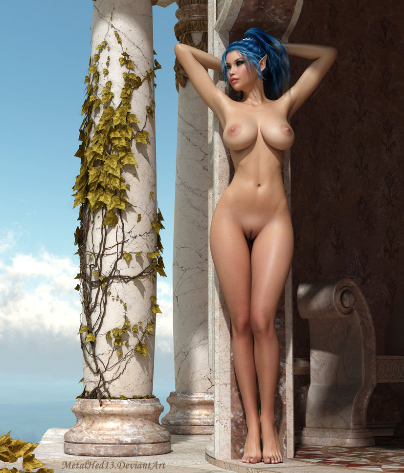 Naked elves daria 8