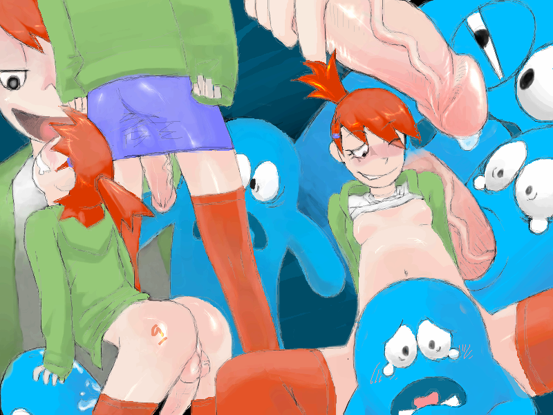 Fosters home for imaginary friends futa cumception