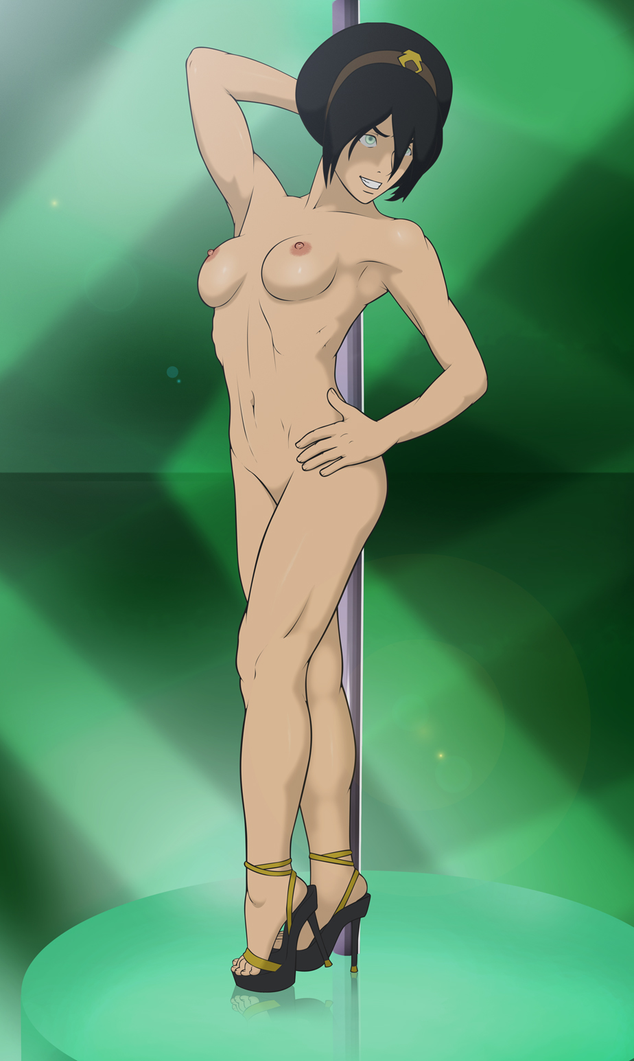 Toph Nude