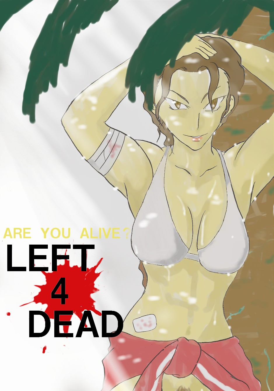 Zoey left 4 dead rule 34