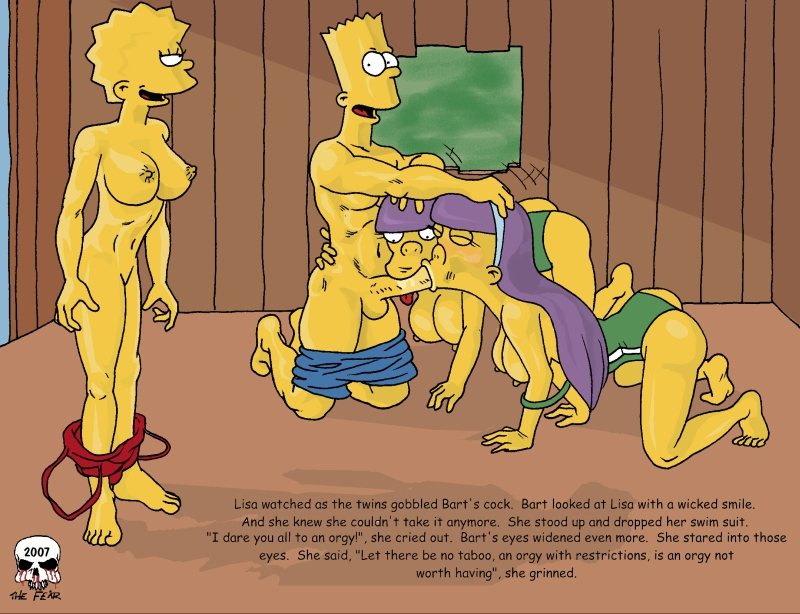 simpsons xxx shauna