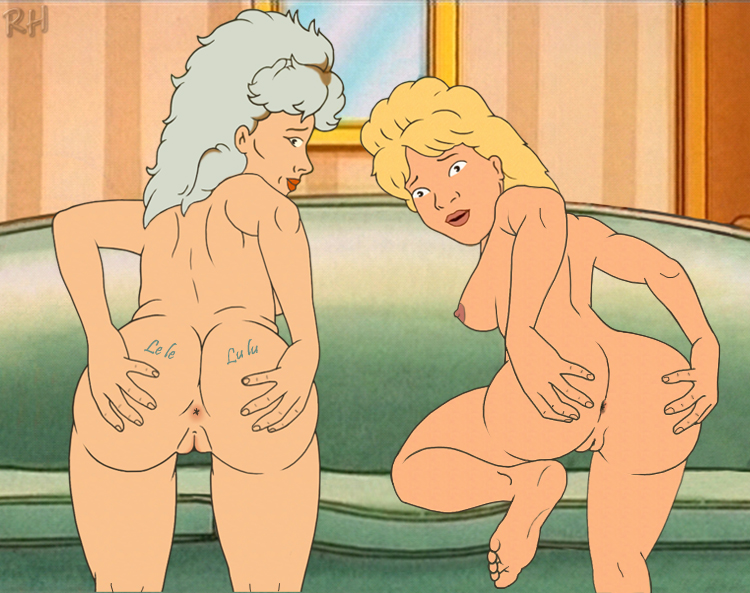 Luanne from king of the hill naked