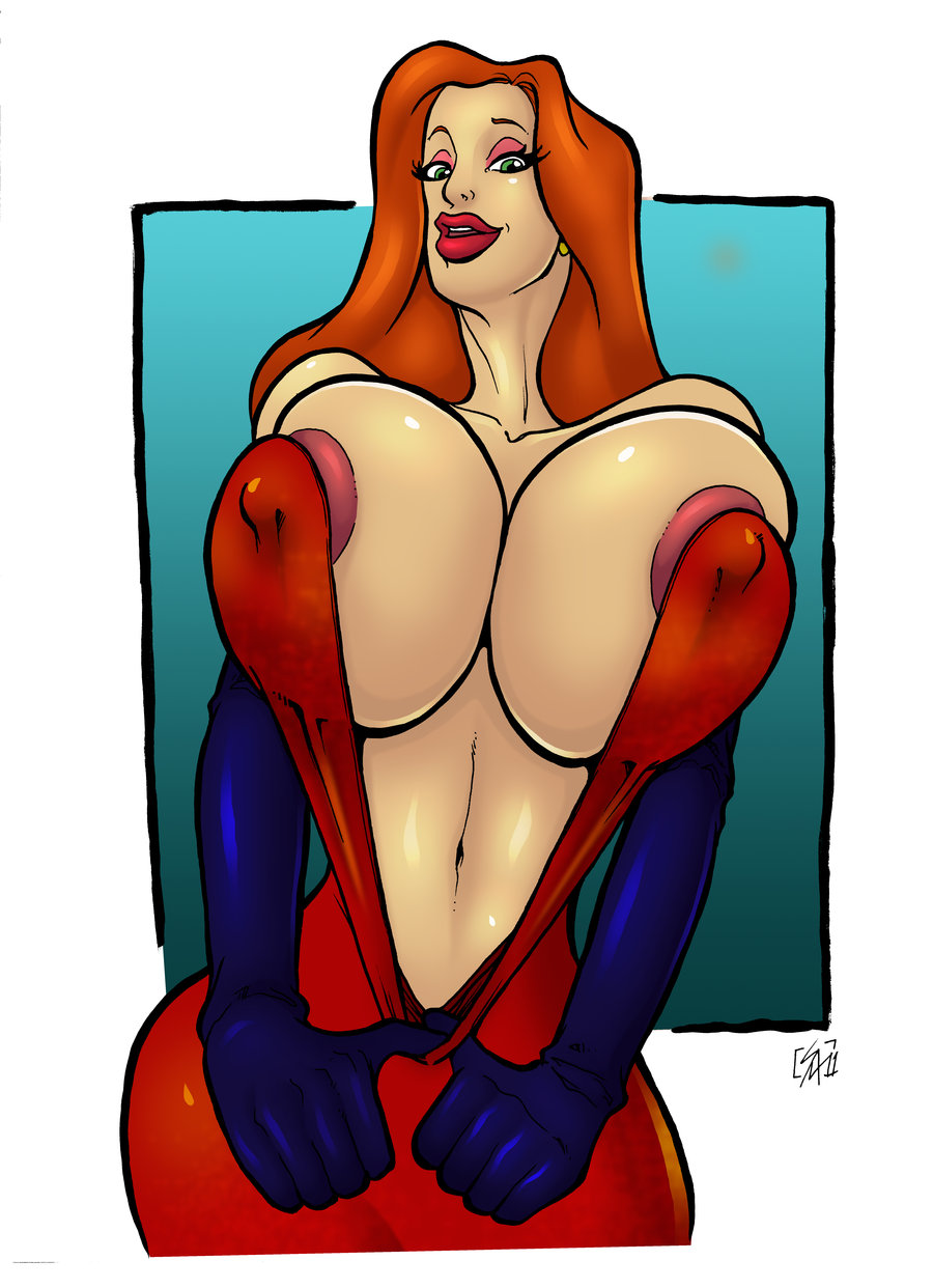 Rule 34 jessica rabbit