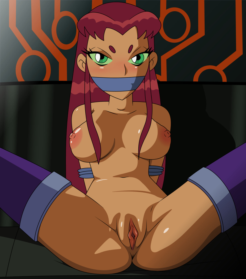 Starfire gif porn, thoughts of dom bdsm