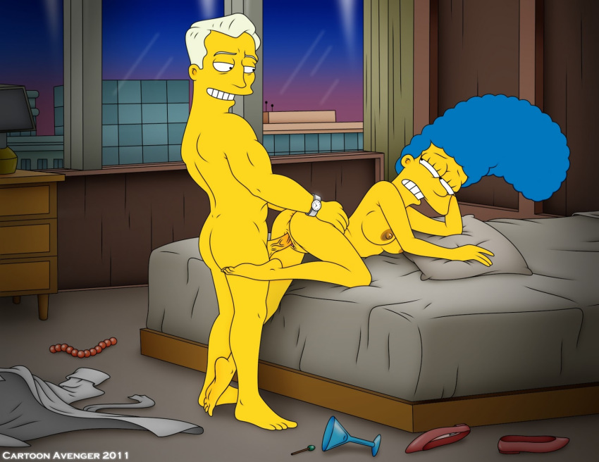 Ideal Naked Simpsons Pictures Png