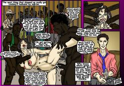 bbc big_penis cheating cum cum_in_mouth cum_in_pussy cum_on_face dark-skinned_male dark_skin english_text female gangbang illustrated-interracial interracial looking_at_viewer masturbation multiple_boys text the_wreck rating:Explicit score:3 user:lupianwolf