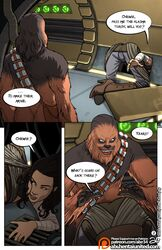 2018 alx ass chewbacca clothed comic fuckit imminent_rape millenium_falcon pussy rape_face rey star_wars the_last_jedi wookiee rating:Explicit score:37 user:gipdos