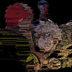 2boys animated blackmonkey_pro blonde_hair camouflage erection fellatio gay hand_holding male male_only oral red_hair sex yaoi rating:Explicit score:18 user:Xmas90