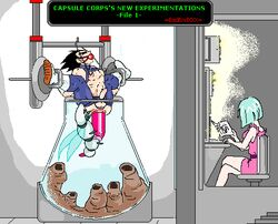 1boy anal animated badendxxx bondage bottle bound_penis bulma_briefs canon_couple dragon_ball dragon_ball_z experiment female femdom gag gay human husband_and_wife insects laboratory large_insertion legs_held_open machine male male_victim penis pixel pixel_art rape restrained saiyan science spread_legs sprite stomach_bulge vegeta rating:Explicit score:48 user:bot