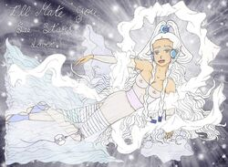avatar_the_last_airbender female female_only human solo tagme valkerymillenia yue
