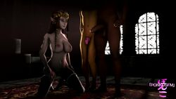 1girl 2boys 3d animated bbc breasts chastity comparison cuckold female femboy humiliation interracial male ponkosfm princess_zelda size_difference small_penis_humiliation sound stockings tagme the_legend_of_zelda twilight_princess webm