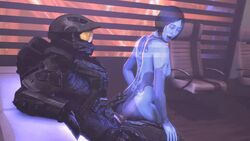 3d animated armor ass_grab balls big_penis breasts cortana duo female female_on_top grinding halo_(series) headgear helmet hologram human indoors large_breasts looking_back male master_chief no_sound noname55 penetration penis reverse_cowgirl_position riding sideboob sitting smile source_filmmaker straight webm