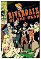 archie_andrews archie_comics betty_cooper blonde_hair breasts jughead_jones zombie zugart