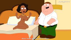 donna_tubbs family_guy gp375 peter_griffin the_cleveland_show