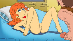 brown_fur cheating darkmatter family_guy lois_griffin open_legs red_hair very_high_resolution