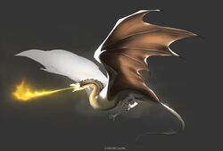 2018 animal_genitalia dragon feral flying green_eyes horn male membranous_wings open_mouth sheath simple_background socepath solo spines teeth tongue wings wyvern